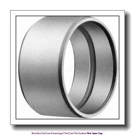 25 mm x 52 mm x 25 mm  NTN NATV25LL/3AS Needle roller bearings-Roller follower with inner ring