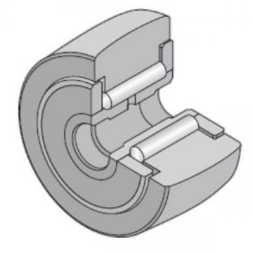 6 mm x 19 mm x 12 mm  NTN NATV6X/3AS Needle roller bearings-Roller follower with inner ring