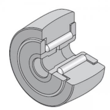 20 mm x 47 mm x 25 mm  NTN NATV20LL/2AS Needle roller bearings-Roller follower with inner ring