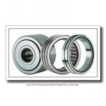 20 mm x 37 mm x 17 mm  skf NA 4904 Needle roller bearings with machined rings with an inner ring