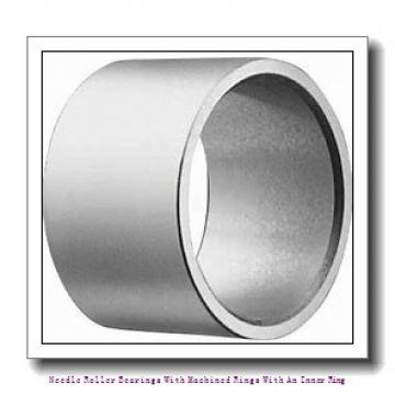 50 mm x 80 mm x 28 mm  skf NKIS 50 Needle roller bearings with machined rings with an inner ring