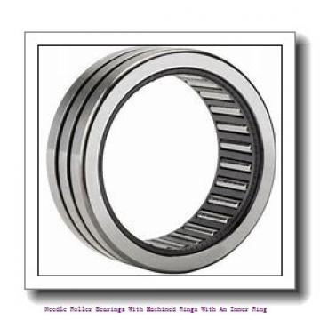 45 mm x 68 mm x 23 mm  skf NA 4909.2RS Needle roller bearings with machined rings with an inner ring