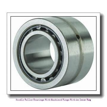 95 mm x 125 mm x 26 mm  skf NKI 95/26 Needle roller bearings with machined rings with an inner ring