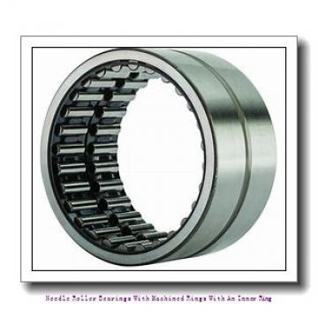 95 mm x 130 mm x 63 mm  skf NA 6919 Needle roller bearings with machined rings with an inner ring