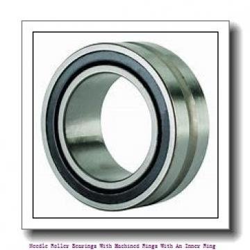 30 mm x 47 mm x 17 mm  skf NA 4906 Needle roller bearings with machined rings with an inner ring
