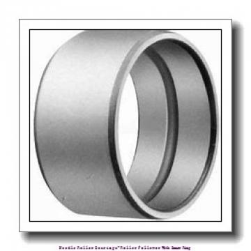 15 mm x 35 mm x 14 mm  NTN NA2202LL/3AS Needle roller bearings-Roller follower with inner ring