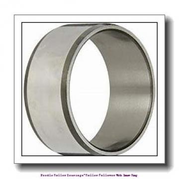10 mm x 30 mm x 15 mm  NTN NATR10X Needle roller bearings-Roller follower with inner ring