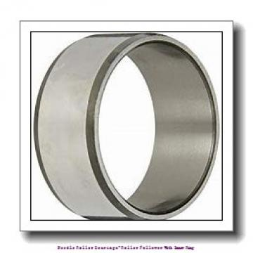 45 mm x 100 mm x 32 mm  NTN NUTR309/3AS Needle roller bearings-Roller follower with inner ring