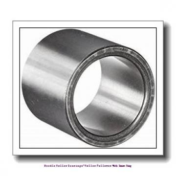10 mm x 30 mm x 15 mm  NTN NATR10LL Needle roller bearings-Roller follower with inner ring