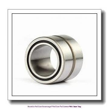 12 mm x 32 mm x 15 mm  NTN NATR12X Needle roller bearings-Roller follower with inner ring