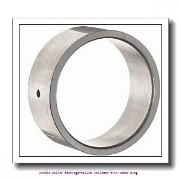 17 mm x 40 mm x 21 mm  NTN NATR17LL/3AS Needle roller bearings-Roller follower with inner ring