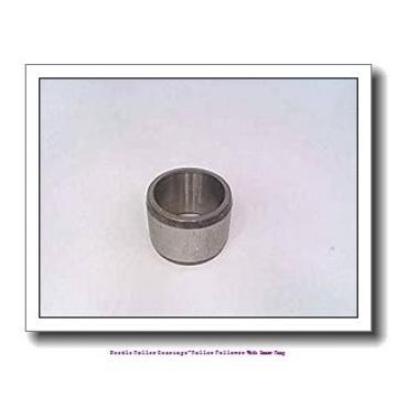 17 mm x 40 mm x 21 mm  NTN NATR17XLL/3AS Needle roller bearings-Roller follower with inner ring