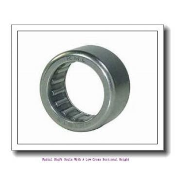 skf G 5x10x2 S Radial shaft seals with a low cross sectional height