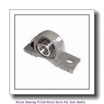 skf SYR 2-18 Roller bearing pillow block units for inch shafts