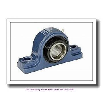 skf FSYE 3 7/16 N-118 Roller bearing pillow block units for inch shafts