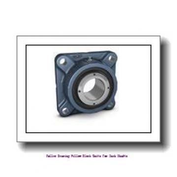 skf FSYE 2 7/16 N-118 Roller bearing pillow block units for inch shafts