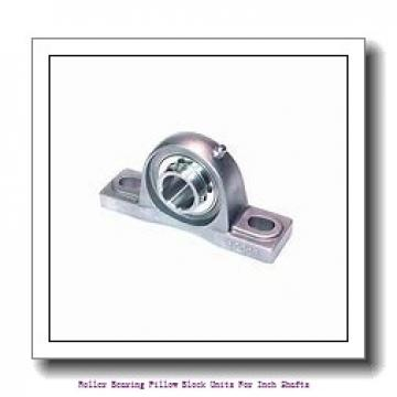 2 Inch | 50.8 Millimeter x 2.875 Inch | 73.02 Millimeter x 73.025 mm  skf SYE 2 Roller bearing pillow block units for inch shafts