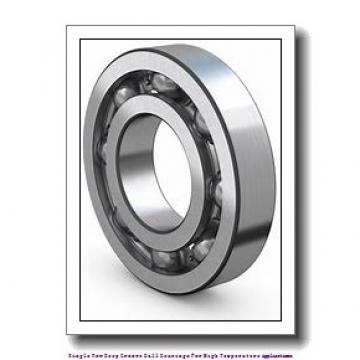 70 mm x 150 mm x 35 mm  skf 6314/VA201 Single row deep groove ball bearings for high temperature applications