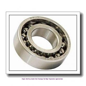 20 mm x 47 mm x 14 mm  skf 6204/VA201 Single row deep groove ball bearings for high temperature applications