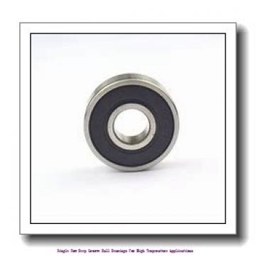 55 mm x 100 mm x 21 mm  skf 6211-2Z/VA228 Single row deep groove ball bearings for high temperature applications