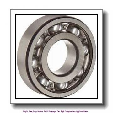 40 mm x 80 mm x 18 mm  skf 6208-2Z/VA208 Single row deep groove ball bearings for high temperature applications