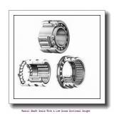 skf SD 50x58x4 Radial shaft seals with a low cross sectional height