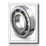 100 mm x 180 mm x 34 mm  skf 6220/VA201 Single row deep groove ball bearings for high temperature applications
