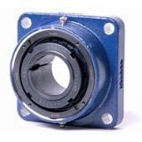 timken QVVF26V407S Solid Block/Spherical Roller Bearing Housed Units-Double V-Lock Four Bolt Square Flange Block